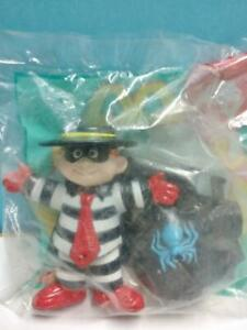 Sealed Mcdonald's Happy Meal Plush Toy 1995 Hamburglar Figurine Bat (TY008)