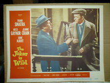 THE JOKER IS WILD, orig 1957 LC #2 (Frank Sinatra)