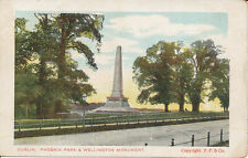 PC32827 Dublin. Phoenix Park and Wellington Monument. F. F