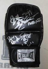 Kazushi Sakuraba Fedor Emelianenko Takanori Gomi Signed Glove PSA/DNA Pride UFC