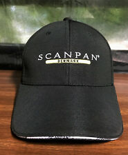 Scanpan Cookware Denmark Hat Baseball Cap w White Accent Around Bill Adjustable