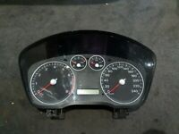 2008 FORD FOCUS LS INSTRUMENT CLUSTER, 2L AUTO 162,288KMS