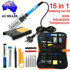 Liumy Electronic Soldering 60w Adjustable Temperature Welding Iron Holder
