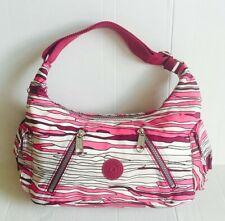 Kipling Morrisey Printed Clutch Shoulder Bag Handbag - Vesuvio NWT