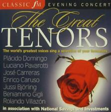 Various Opera(CD Album)The Great Tenors-Classic FM-2006-VG