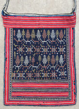 Textile weave antique Chinese China 1900