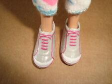 SCARPE SNEAKERS SPORT GRIGIE BARBIE MATTEL bambola superstar doll toy
