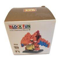 Pokemon Collection Series Nano Block Building Blocks Set Mini Charizard 9143