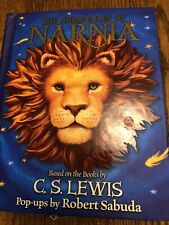 The Chronicles of Narnia Pop-Up Book by Robert Sabuda based on C. S. Lewis