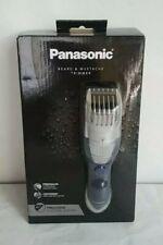 Panasonic Men Wet Dry Cordless Beard Trimmer Mustache Hair Remover Shaver NEW