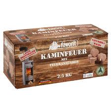 25 KG Favorit Jumbo Feueranzünder,Kaminanzünder,Ofenanzünder Holz Brikett Öko