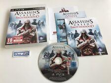 Assassin's Creed Brotherhood - Sony PlayStation PS3 - PAL FR - Avec Notice