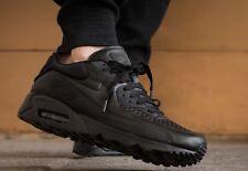 Nike Air Max 90 Ultra Premium Black Metallic UK Size 6 EUR 40 US 7 858955 001