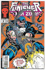 The Punisher: War Zone #22 (1993; vf+ 8.5) by Hama and Nguyen