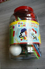 MISTER MAKER JUMBO CRAFT DRUM AGE 3+ BRAND NEW BRILLIANT ART FOR CREATIVE KIDS!