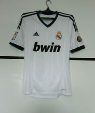 Real Madrid 2012 - 2013 home football shirt jersey Adidas size S