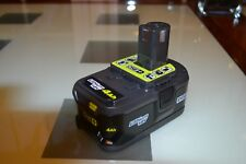 New Genuine Ryobi P197  4.0Ah 18v FULL-SIZE (replace P108) Lithium Battery