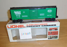 LIONEL 1982 LOTS CLUB MICHIGAN CENTRAL BOXCAR O GAUGE TOY TRAIN NEW YORK NYC