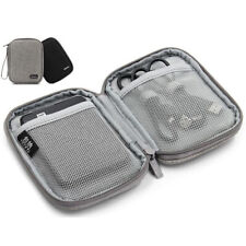 Baona 2.5 Inch Hard Drive Protect Case Pouch Sleeve Cable USB SSD Portable Bag