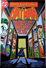 BATMAN ROGUES GALLERY Limited Edition CANVAS Stretched / Framed Joker Riddler