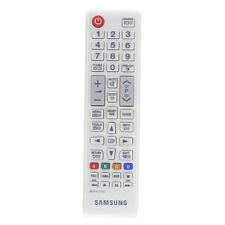 "ORIGINALE Samsung Telecomando Per ue55ju6510 SMART UHD 4k 55"" LED TV-Bianco"