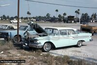 500+ Photos of CARS & TRUCKS in the 40's 50's 60's 2 DVDs Chevy Ford Chrysler RV