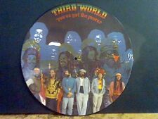 THIRD WORLD you 've got the power LP PICTURE DISC lovely copy!!!