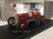 RIO 1/43 Alfa Romeo F1 P3 #12 Winner France Reims - Guex Gp 1932 Nuvolari 4613