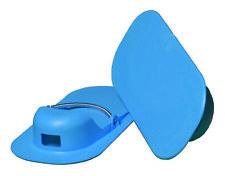 Verdichtungs-Schuhe (Verarbeitungsschuhe, Dämmschüttung, Verdichtung)