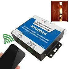 RTU5024 GSM Gate Opener Wireless Door Access Phone Remote Control Relay Switch