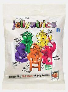 Jellyatrics Jelly Babies Novelty Retirement 50th 60th 70th Birthday Fun Gift