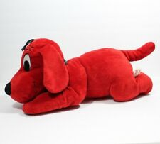 "Clifford The Big Red Dog Stuffed Animal Plush 17"""