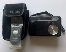 Toshiba PDR-3300 Digital Still Camera 3.2 Mega Pixels With Remote Tested