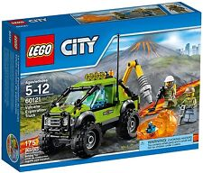 City: Volcano Exploration Truck #60121 - Building Set by LEGO