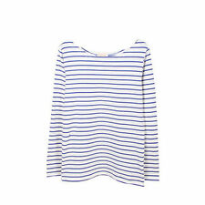 Size Regular Striped Casual Tops & Blouses for Women