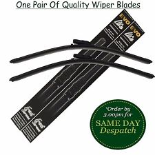 Audi A8 Q7 Front Wiper Blades Quality Evolution x2