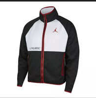 Air Jordan Legacy AJ XI Polartec Fleece Jacket / CU1492-010 / Mens Size S / New
