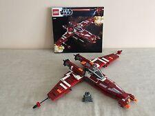 Lego 9497 Star Wars Republic Striker clase Starfighter. Descontinuado conjunto.