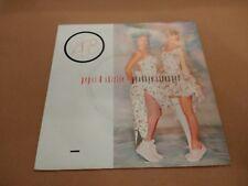 """PEPSI & SHIRLIE """" GOODBYE STRANGER """" 7"""" SINGLE P/S EXCELLENT 1987"""