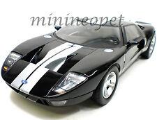 MOTORMAX 73001 FORD GT 40 CONCEPT 1/12 DIECAST BLACK