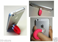 U Magnet iPhone Mobile Phone Support Stand Cup Stand Holder Support Bracket!