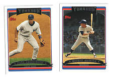 2006 Topps Hand Collated Set