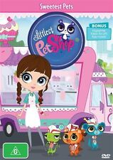 Littlest Pet Shop - Sweetest Pets (DVD, 2013, Region 4) NEW & SEALED