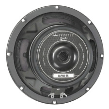 "NEW EMINENCE 8"" ALPHA 8 125w 8ohm PA SPEAKER"