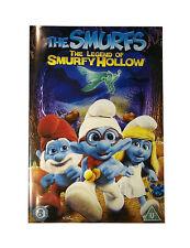 The Smurfs: The Legend of Smurfy Hollow DVD (2013) Stephan Franck