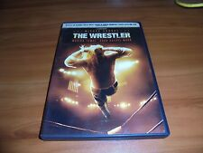 The Wrestler (DVD, 2009, Widescreen) Mickey Rourke, Marisa Tomei Used