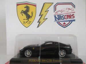1/43 Ferrari 599 GTB Fiorano 2006 noire IXO/ Altaya/ DeAgostini