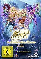 Winx Club - Das Geheimnis des Ozeans   DVD   Zustand gut