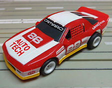 For H0 Slotcar Racing Model Railway Camaro with Tomy Motor 2 New Rear Tyres