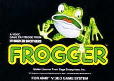 Atari 2600 Game Frogger Parker Brothers game cartridge only